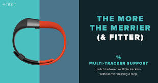 Sync Multiple Devices to Your Fitbit Account with Multi Tracker