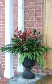 Outdoor Christmas Decorating Ideas Front Porch by Front Porch Christmas Decorating Ideas Bald Hairstyles Holidays