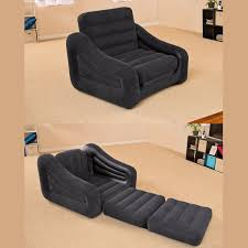 Intex Inflatable Pull Out Sofa Bed by Spiderman Inflatable Ready Bed With Pump Bed Matress Sleeping Bag