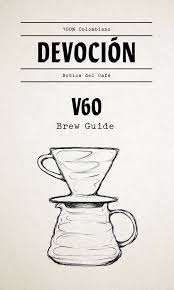 The V60 Is One Of Cleanest And Most Precise Methods Coffee Extraction With Complete Control Over Almost Every Variable In Brewing Process