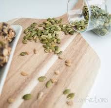 Unsalted Pumpkin Seeds Recipe by Carla U0027s Confections Sunflower U0026 Pumpkin Seed No Bake Energy Balls
