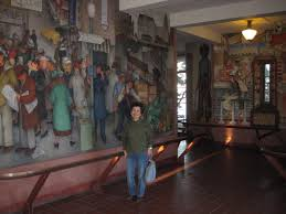 Coit Tower Murals Images by Coittowerscene 3075 Jpg