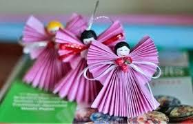 Creative Art Ideas Paper Craft Ornament Ideas Creative Art And Craft