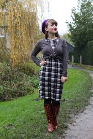 Knee Length BAIT Boots For A Cute Vintage Look