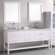 red barrel studio halcomb 72 double bathroom vanity set with