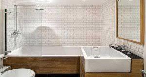 papier peint imitation carrelage cuisine papier peint imitation carrelage de metro blanc koziel