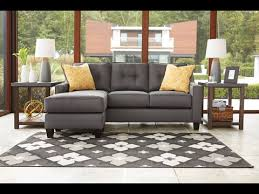 Highland Park Furniture in Tampa features Nuvella fabric sofas