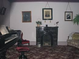 Helmcken House Interior Of Haunted Living Room