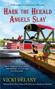 Santas Summer Vacation Plans Turn Deadly In This Festive Mystery From The Author Of Rest Ye