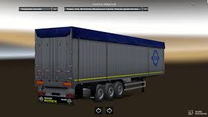 Trailer Tippers For Euro Truck Simulator 2