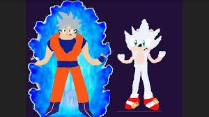 Super Saiyan Blue But Then I Remembered Oh Yeah Ultra Instinct So Here It Is Once Again Hope You Like And Comment What Think Of