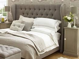 Macys Bed Headboards by King Size Bed Upholstered King Bed Headboard With Trellis