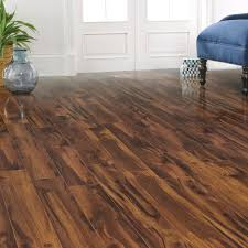 Tigerwood Hardwood Flooring Home Depot home decorators collection high gloss kapolei koa 12 mm thick x 5