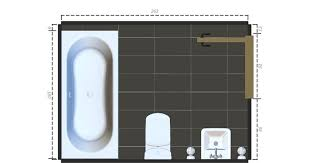 45 Ft Bathroom by 15 Free Sample Bathroom Floor Plans Small To Large