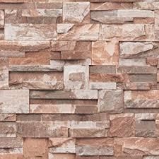 hochwertige 3d solid marmor stein wand papier leinwand matt