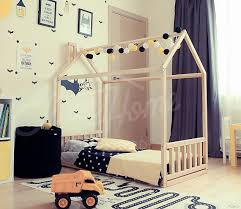 Children bed toddler bed crib bed house bed bed house