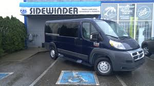Full-Size Wheelchair Accessible Van Conversions | Sidewinder