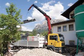 Truck Mounted Crane - Nandan GSE