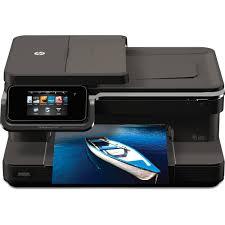 HP Photosmart 7510 E All In One Color Inkjet Printer