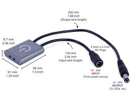 12v infrared sensor automatic proximity led ir switch cabinet