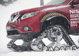Nissan Rogue Warrior Concept Trades Tires For Tracks 4x4 Tracks For 4runners Fj Cruisers More Rubber Snow Adventure Sport Rentals 5092410232 Atv Track Over The Tire Right Systems Int Jeeprubiconwnglerlarolitedsptsnowtracksdominator John Deere Gators Get On Track American Truck Announces That South Dakota Police Department Farm Show Magazine Best Stories About Madeitmyself Shop Fifteen Cars Ditched Tires Autotraderca Mattracks Cversions Gmc Unveils Sierra 2500hd All Mountain A Denali With Tracks Custom You Can Buy The Snocat Dodge Ram From Diesel Brothers
