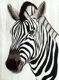 kaufen tiere pferde leinwand für wohnzimmer zebra gesicht dekoration