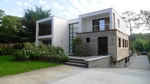 villa mpr moderne façade bordeaux par sarl bmc