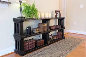 Introduction Rustic Book Shelf Or TV Stand