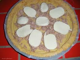 pates au thon moutarde tarte au thon tomates mozzarella pâte brisée au piment d