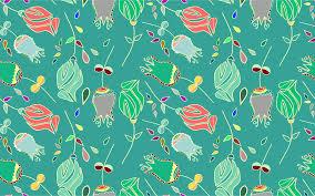 Vintage Elegant Floral Background