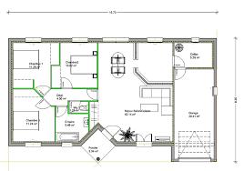 plan maison plain pied 6 chambres plan maison 6 chambres avec les meilleures collections d images