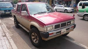 File:Datsun 4x4 Pickup Truck Front.JPG - Wikimedia Commons Datsun Pickup Truck Usa Canada Automobile Sales Brochures History Of Datsun Photos Past Cars Classic Truck Award In Texas Goes To 1972 Pickup Medium Ratrod And Bikes Trucks Mini Trucks Pickup Truckin Pinterest Nissan Original Arizona Truck 1974 620 For 5800 Get Into Bed With A Khabarovsk Russia August 28 2016 Car Wikipedia Bone Stock 1968 520 On The Road March 3 Car At Starting Grid Classic Race