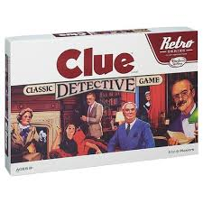 Clue 1986 Edition Retro Board Game Target
