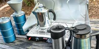 Propane Coffee Maker The Best For Camping Coleman Portable Reviews
