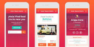 100 Food Truck App Fiesta Concept Jenn Upton