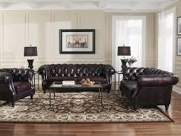 Wayfair Black Leather Sofa by Amazon Com Lazzaro 1011 Chesterfield Leather Sofa In Stock