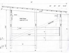 here is how we built a cheap loafing shed our photos may give you