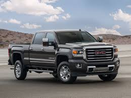 GMC Sierra All Terrain HD (2015) - Pictures, Information & Specs