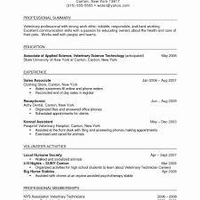 Chemistry Resume Format Cover Letter For College Student Sample