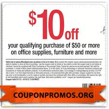 Best Printable fice Depot Coupons