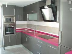 Awesome Kitchen Grey And Pink