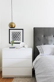 ikea malm 3 drawer chest contemporary bedroom oliver and