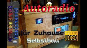 autoradio für zuhause ein selbstbau aus elektroschrott