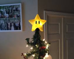 The Grinch Christmas Tree Star by Christmas Tree Topper Etsy