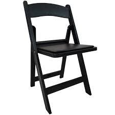 100 Event Folding Chair Padded S Black Celebrations Party Rentals