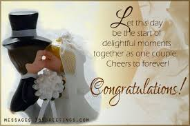 Wedding Card Greeting Wishes And Messages 365greetings Free
