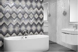 carrelage cuisine mosaique awesome carrelage salle de bain moderne mosaique gallery matkin