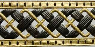Decorative Metal Banding Material by Bandings Moldings Ornate Decorative Metal 75 To 1 9375