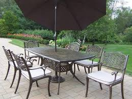 patio 44 patio dining sets clearance 4381 7 piece patio