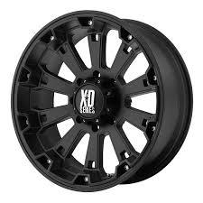 Amazon.com: XD-Series Misfit Wheel With Matte Black Finish (18x9 ...